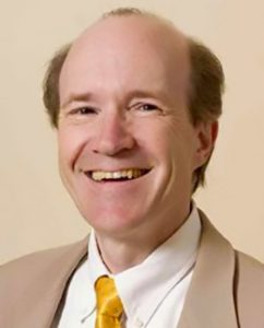 Dr. Fred Travis, lead author of study published in Brain and Cognition